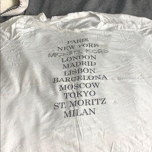 Michael Kors top size 3x